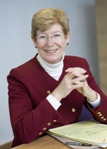 Dame Barbara Mills